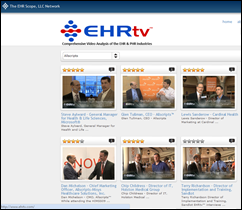 ehr tv allscripts