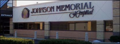 johnson memorial