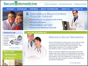 secure telemedicine