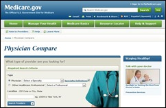 physician compare