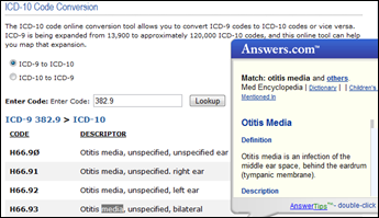 icd-10 conversion